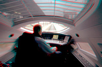 BELGIUM, Brussels, ICE train driver_0004