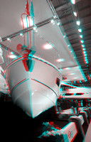 London Boat Show: bw